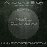 The Afterdark Show 28.07.2017 MssTec