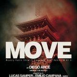 Move! 015 # Lucas Samper & Emilio Campana # Guest DJ