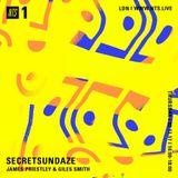 Secretsundaze - 2nd November 2017