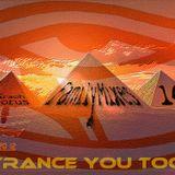 Pharaoh Horus. Trance you too (FamilyMixes n°14)