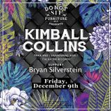 Kimball Collins - Live at 'Do Not Sit On The Furniture' (Extended Set 12/2016)