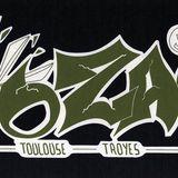 MIX live Hip Hop Dantaface selecta 4 by 6Zai