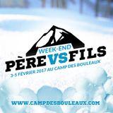 Retraite Père-Fils - Hiver 2017 - Session 3 (François Provencher)