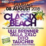 Steve Cypress @ Technoclub Classix At The Beach 08.08.2015