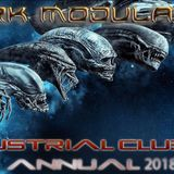 Industrial Club Mix annual 2018 From DJ Dark Modulator