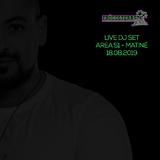 Mark Gasparik live at Area51 Matiné - Tata FröccsTerasz 20190818