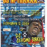 DJ M - TRAXXX NRR On PR Feat DJ Jerome Baker 2-12 -09'