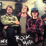 Rock Mania #205 - com a banda Them Bones - 29/11/14