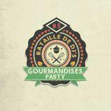 Gourmandises Party #5 @ Saint-Etienne // 15 min. DJ battle!