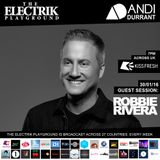 Electrik Playground 30/1/16 inc. Robbie Rivera Guest Session