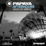 Papaya Afterhours - mixed by Marzz