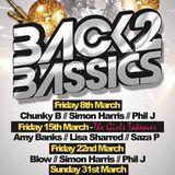 Chunky B -Back2BASSics Promo Mix 3 (House & Garage)