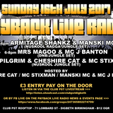PAYBACK LIVE RADIO - 16/07/2017 - MRS MAGOO & MC JONNY BANTON - CLUB PST - BIRMINGHAM