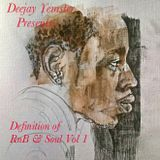 Definition of RnB & Soul Vol 1 Mixed by Deejay Yemster