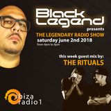 Black Legend pres. The Legendary Radio Show (02-06-2018) with guest mix by The Rituals