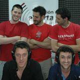 Morgan 198 con Julián Alvarez y Diego Gutierrez
