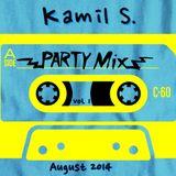 Kamil S. - PartyMix Vol. 1 (August 2014)