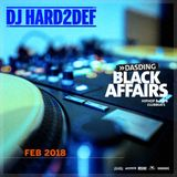 Black Affairs Radioshow | Feb 2018