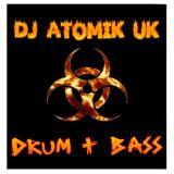 DJ Atomik UK DnB Mix Pt 2.... 45min Mashup!