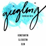 Olin - live at Giegling Showcase - 25-Sep-2015