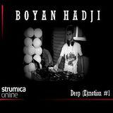 Boyan Hadji Deep (E) motion for StrumicaOnline  #1 12/2013