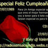 Sensation happy Birthday buddy 27-07-2012 CD 2