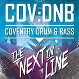 DJ Boom & MC Clued Up @ COV:DNB Presents The Next In Line