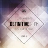 Infinitive: Definitive 2016: Stage 3