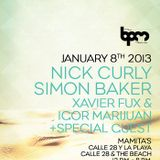 The BPM Festival / Ibiza Sonica Showcase @ Mamita's / Simon Baker / Ibiza Sonica on Tour / Part II
