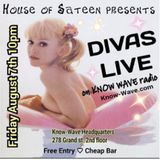 House of Sateen Presents: Divas Live