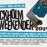 A Love To Call Mine - warm-up mix for Stockholm Soul Weekender 2018