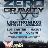 Logitronik03 live at Zero Gravity Nov20-2015