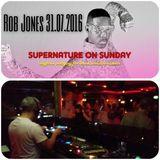 Supernature on Sunday 31.07.2016