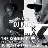 DJ Shorty - The Konnect 143 - Dj Kaos