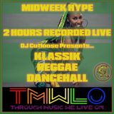 DJ CUTLOOSE - KLASSIK REGGAE DANCEHALL - THROUGH MUSIC WE LIVE ON