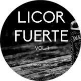 Giorio Mendes & Max Marréno -Licor Fuerte vol. 1 [FREE DOWNLOAD]