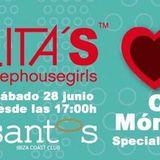 Criss44  - Live At Lolitas Party, Santon Coast Club (Ibiza) - 28-Jun-2014