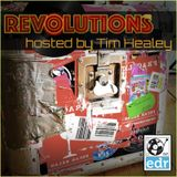 Tim Healey presents the June edition of his show: Revolutions on www.earthdanceradio.org.uk