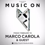 Marco Carola @ Music On (Los Angeles) 11-02-2017