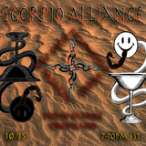 Scorpio Alliance w/ Fifth World, Canvi, and Kohwi – 10/15/17