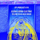 Yellow fish & Blue brain @ Elena Sizova