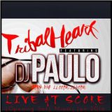 DJ PAULO LIVE ! @ SCORE 'TRIBAL HEART' (Miami Jan 2016)  OPENING