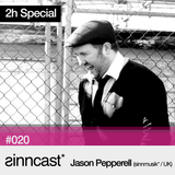 sinncast* #020 - Jason Pepperell (sinnmusik* / UK)