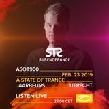 Ruben De Ronde - Live at A State of Trance 900 Festival, Road to 1000 Stage 2019 #ASOT900