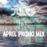 April - May Promo Mix 2014