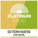 Tom Hayes/Sunday26th June 2016 @ 3-6pm- Recorded Live on PRL.com