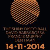 Stereo 54: The Shiny Disco Ball DJ Set - November 14th 2014