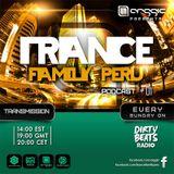 Arggic Pres. Trance Family Perú Podcast #01 (07.09.2014) [Dirty Beats Radio]