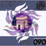 Roberto Krome - Odyssey Of Sound 090