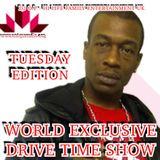 World Exclusive Drive Time Show ft DJ OP (Hi-Life Family) Tues 16-010-18 @DJOPHILIFE @hilifefamilyuk
